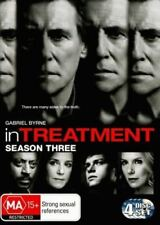IN TREATMENT (COMPLETE SEASON 3 - DVD SET SEALED + FREE POST)