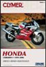CLYMER SERVICE REPAIR MANUAL HONDA CBR600F 1999-2000 & CBR600F4I 2001-2006