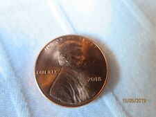 2018 one cent american 1 Cent  USA  America