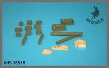 1/35th MR Models British Mark I Male or Female stowage set
