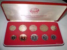 MALTA Decimal Proof Set - year 1977 uncirculated coins!