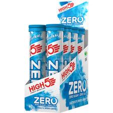 HIGH5 Zero Sports Hydration Tablets 8 Tubes Neutral Salts