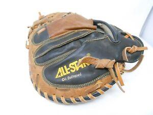 All Star CM3030 Baseball Catcher's Mitt-MVP Series Right Hand Throw Pro-Formed