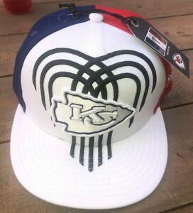 New Era Kansas City Royals 59Fifty OnField Hat Cap White Red Blue Sz 7 1/4 NWT