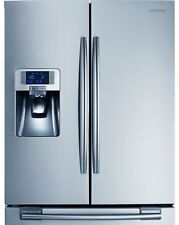 Samsung SRF639GDLS 639 Litre French Door Refrigerator *Only Small Dints Warranty