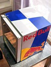 Red Bull Fridge Baby Cooler Mini Fridge Table Top Small Refrigerator