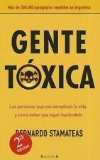 Gente toxica (No Ficcion Divulgacion) (Spanish Edition)