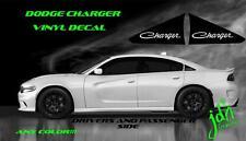 2011 2012 2013 2014 2015 2016 2017 Dodge Charger SXT Vinyl Decal Sticker Graphic