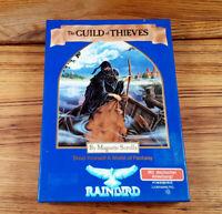 The Guild Of Thieves / Rainbird 1987 Original Commodore AMIGA + Atari ST Spiel
