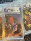 1993 SkyBox Marvel Masterpieces Trading Cards 65