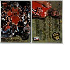 Michael Jordan MVP 1992-93 Fleer Ultra Bulls NBA HOF #1 Card RAW QTY