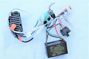 HUNTER CEILING FAN PARTS -WIRING HARNESS(CAPACITOR/REV.SW./POWER SWITCH/LIMITER)
