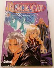 Manga BLACK CAT tome 5 les feux de la révolution Glénat éditions en Français tbe