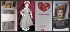 Hamilton I Love Lucy Doll VITAMEATAVEGAMIN '92 Signed Lucie NIB Lucille COA New