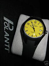Polanti Ladies Watch All Season - Yellow Dial Date
