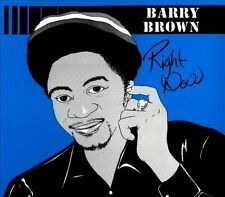 Barry Brown - Right Now - New Factory Sealed CD
