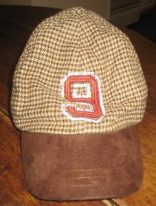 Baby Gap Ball Cap Brown Toddler Size M/L 4-5 Years