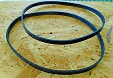 Bandage garniture de volant pour scie à ruban 2 pièces, haute qualité, PU France