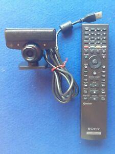 *NH* Ps3 Playstation 3 Telecomando remote control + Play station Eye videocamera