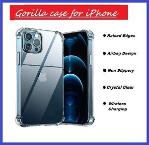 Gorilla Hard Case for iPhone 11 13 Pro max XR 12 Tough bumper Phone Cover