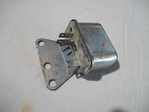 ORIGINAL GM UNDER DASH / ENGINE BAY HORN RELAY 867 1115881 12V