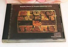 Blood Sweat & Tears Greatest Hits Columbia Records 11 Tracks