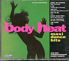 Body Heat-Maxi Dance Hits (1992) Right Said Fred, Ce Ce Peniston, KLF, .. [2 CD]