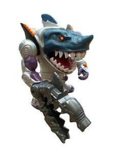 STREET SHARKS Power Arm Ripster 1996 Vintage Action Figure RARE Toy