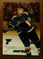 1999/2000 Topps Stadium Club JAMAL MAYERS ONE OF A KIND /150 NHL COMB. SHIP.
