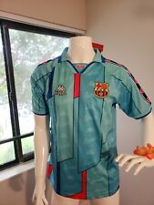 1996-1997 Barcelona home jersey retro Ronaldo l large