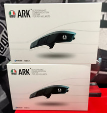 SENA ARK BLUETOOTH AERODYNAMIC COMMUNICATION SYSTEM FOR AGV HELMETS K6 K5-S AX9