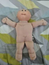 Vintage Xavier Roberts 1982 Cabbage Patch Kids Soft Body Plastic Head Toy Doll