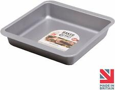 "New Baker And Salt Brownie Cake Tin 9"" 22.5cm Non Stick 55730"