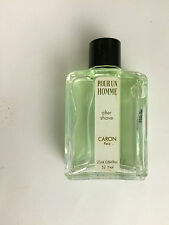Caron Pour Un Homme Paris After Shave 25ml 0.84 Fl oz Nice Holiday Gift!