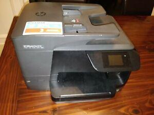 HP Officejet Pro 8710 Inkjet Printer not working