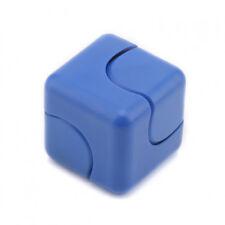 Light Blue Gyro Cube Metal Case