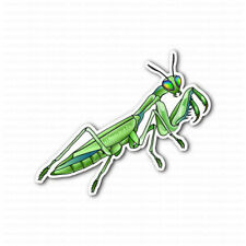 Praying Mantis Mantes Insect Sticker