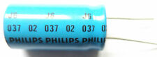 470uf 100v 85c Size 16mmx32mm  Radial High Quality Philips 037 series x2pcs