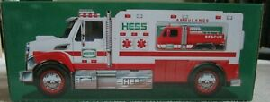 2020 First Responder Hess Ambulance and Rescue Vehicles