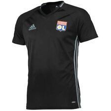 Maillots de football de clubs français noirs adidas