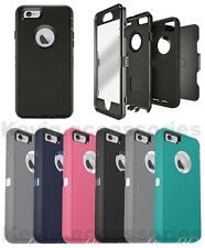 NEW Defender Case for Apple iPhone 8 & 8 Plus Rugged Case Cover With Belt Clip