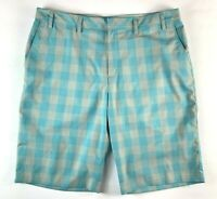 Adidas Premium Golf Shorts Actual Size Men's W38""