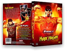 "Official TNA Impact Wrestling Best of Hulk Hogan ""Hulkamania"" DVD"