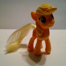My Little Pony Friendship is Magic Applejack McDonalds Toy 2015 MLP Cake Topper