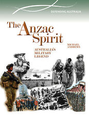 THE ANZAC SPIRIT - BY MICHAEL ANDREWS - BOOK  9780864271372