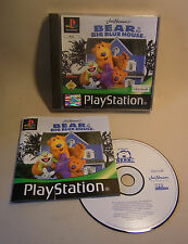 Sony Game Spiel Playstation 1 One PS Eins Bear in the Big Blue House