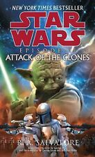 Star Wars: Attack of the Clones 2 by R. A. Salvatore (2003, Paperback) LIKE NEW