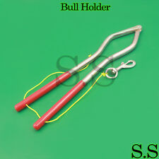 Bull Holder with Rope Veterinary Instruments