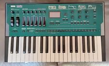 More details for korg opsix fm synthesizer. opened not used.