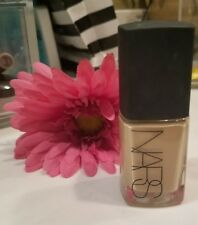NARS ☆Sheer Glow Foundation in LIGHT 2 MONT BLANC☆ NEW NWOB AUTHENTIC FULL SIZE